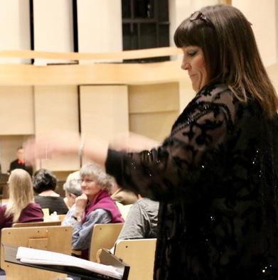 Shawana Quirk Principal Conductor